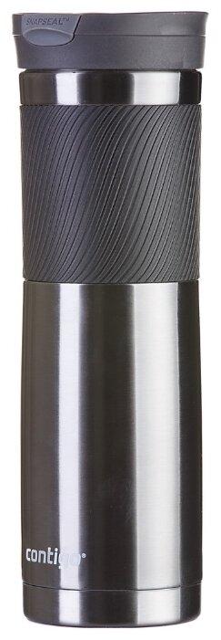 Термокружка Contigo Byron (0.72 литра) серая