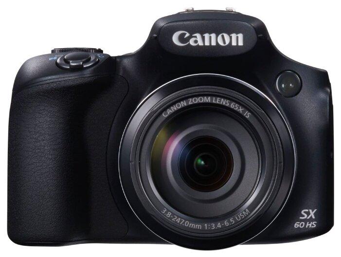 Canon Компактный фотоаппарат Canon PowerShot SX60 HS
