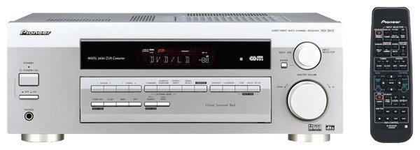 AV-ресивер Pioneer VSX-D512
