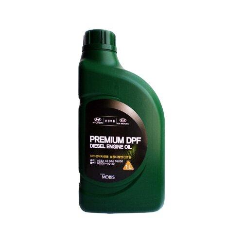 Моторное масло MOBIS Premium DPF Diesel 5W-30 1 л