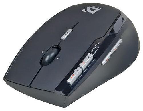 Мышь Defender S Zurich 755 Black USB