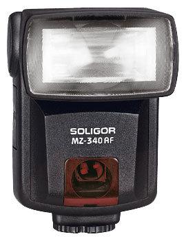 Вспышка Soligor MZ-340AF for Canon