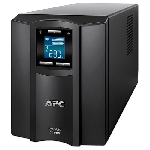 Интерактивный ИБП APC by Schneider Electric Smart-UPS SMC1000I интерактивный ибп apc by schneider electric easy ups bv800i