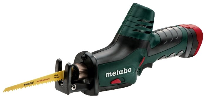 Электро- и бензопила Аккумуляторная сабельная пила Metabo PowerMaxx ASE (602264890)