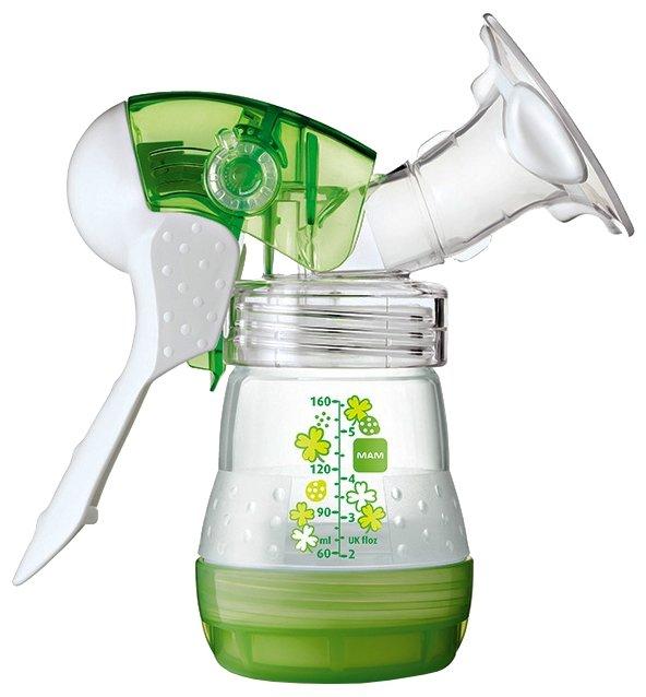 Ручной молокоотсос MaM Manual Breast Pump