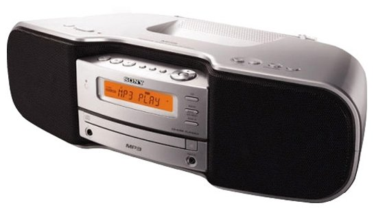 Sony Магнитола Sony ZS-S50CP