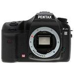 Зеркальный фотоаппарат Pentax K20D Body