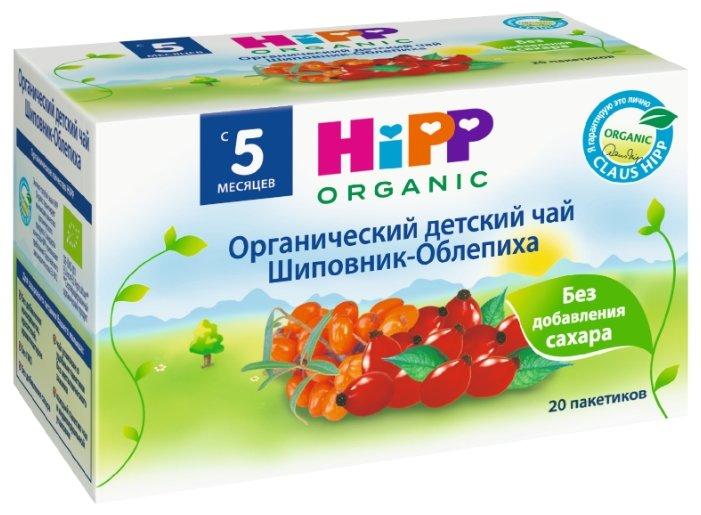 HiPP Чай Шиповник-облепиха