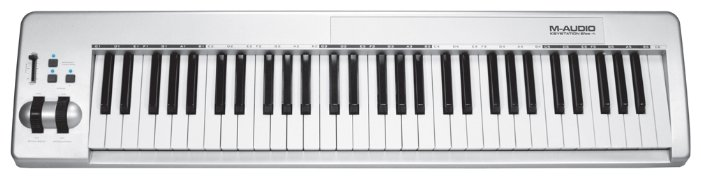 MIDI-клавиатура M-Audio Keystation 61es