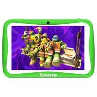 Планшет TurboKids Черепашки-ниндзя Wi-Fi зеленый