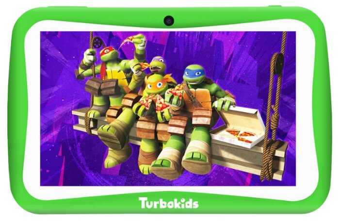 TurboKids Планшет TurboKids Черепашки-ниндзя Wi-Fi