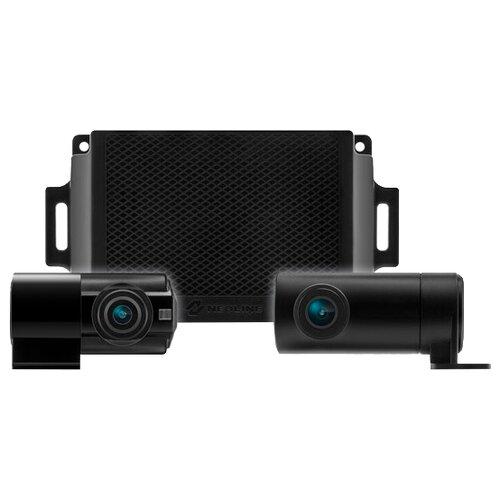Видеорегистратор Neoline G-Tech X53, 2 камеры, GPS, ГЛОНАСС черный