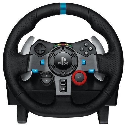 Руль Logitech G G29 Driving Force черный руль thrustmaster t150 force feedback 4160628