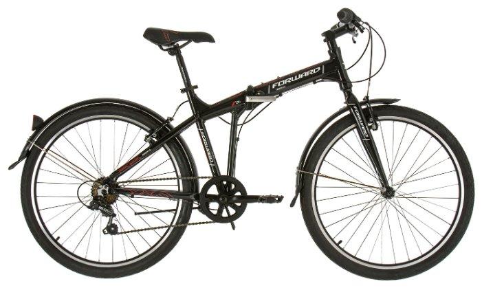 Велосипед Forward Tracer 1.0 (2018) 26х17 бирюзовый мат (91 744)