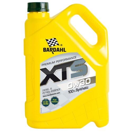 Моторное масло Bardahl XTS 0W-30 5 л