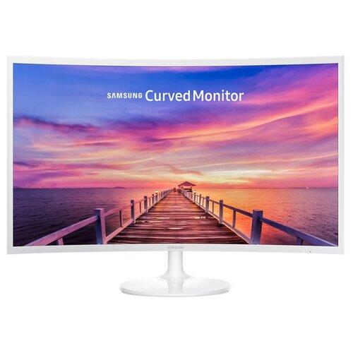 Купить Монитор Samsung C32F391FWI 31.5 белый