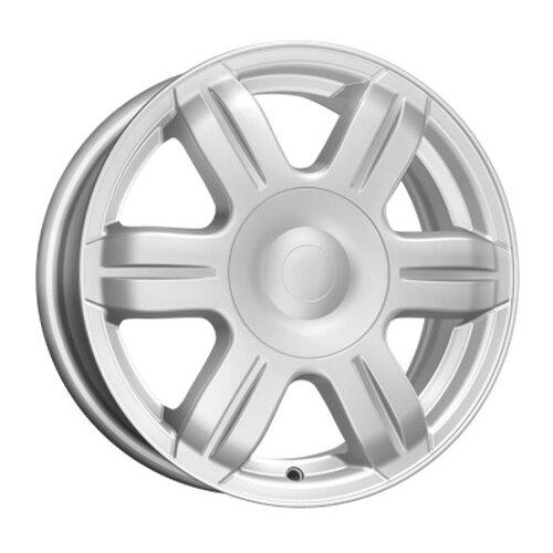 Колесный диск K&K КС670 6x15/4x100 D54.1 ET48 сильвер фото