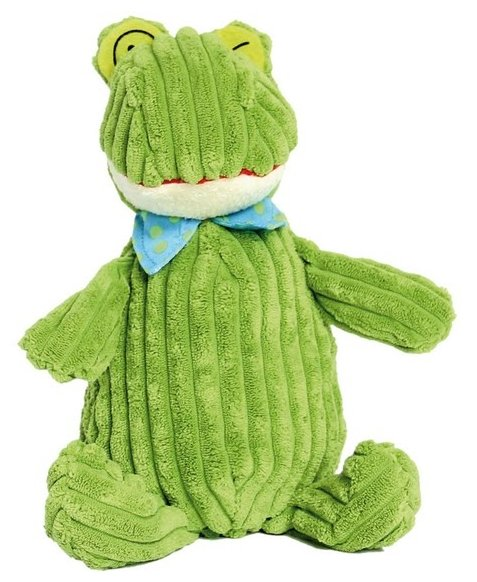 Мягкая игрушка Deglingos Лягушонок Croakos 15 см