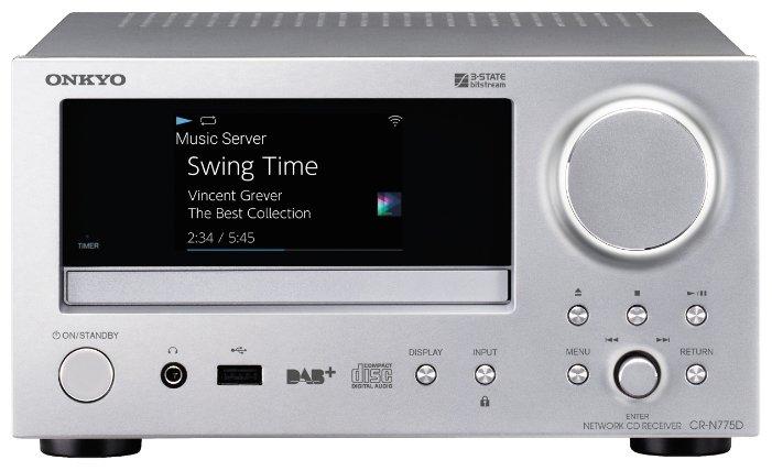 CD-ресивер Onkyo CR-N775D