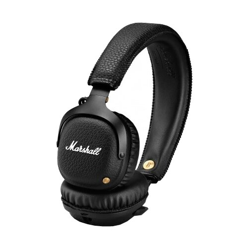Наушники Marshall Mid Bluetooth черныйНаушники и Bluetooth-гарнитуры<br>