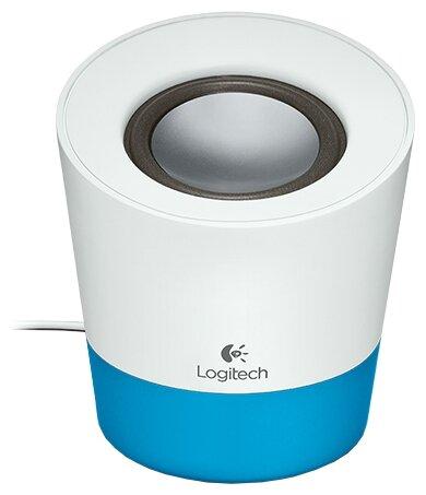 Колонка Logitech Z50 980-000804 Gray
