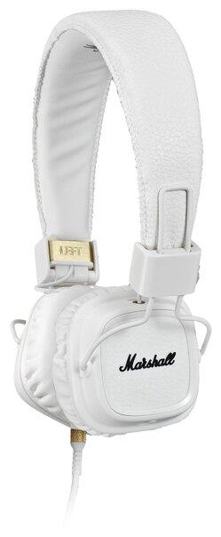 Наушники Marshall Major II white