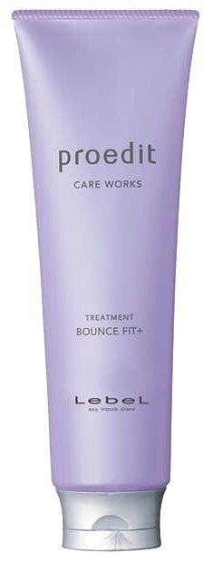 Lebel Cosmetics Маска для волос линии Proedit Hair Treatment Bounce Fit Plus