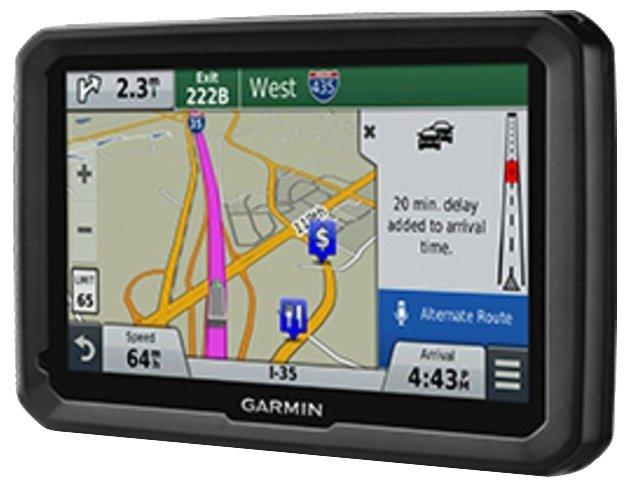 Garmin Навигатор Garmin Dezl 770 LMT-D