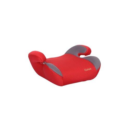 Купить Бустер группа 3 (22-36 кг) Zlatek Raft, красный, Автокресла
