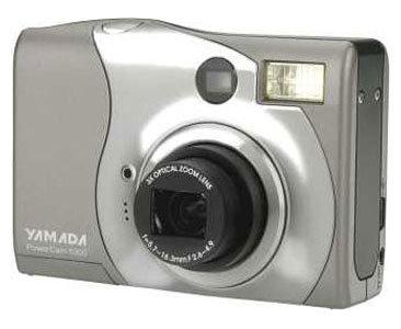 Фотоаппарат Umax PowerCam 6300