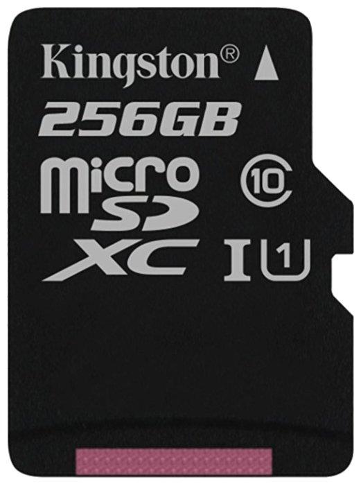 Карта памяти Kingston SDCS/256GBSP