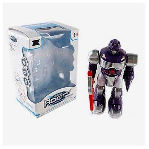 Купить Робот Shantou Gepai Robot 904 черно-серый, Роботы и трансформеры