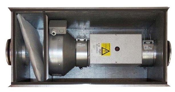 Вентиляционная установка Аэроблок ECO 160/1-5,0/2