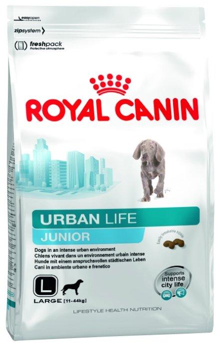 Корм для собак Royal Canin Urban Life (для крупных пород)