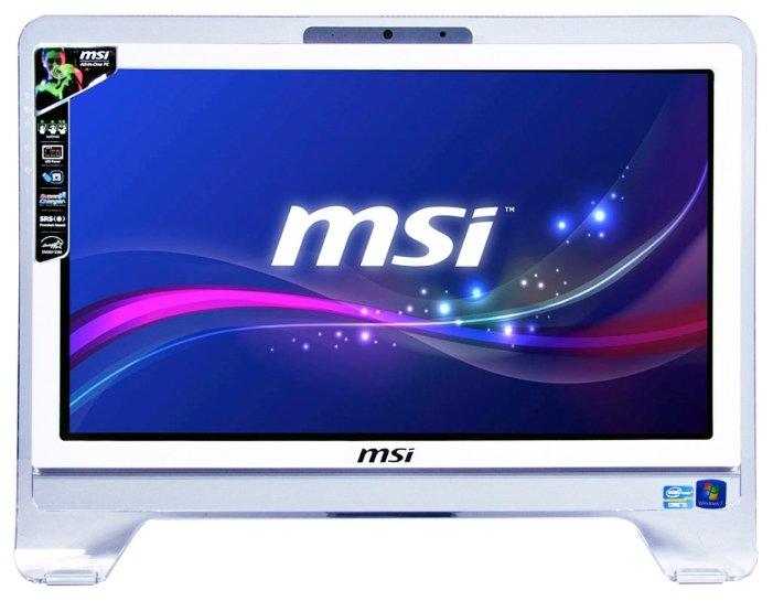 Моноблок 20`` MSI Wind Top AE2071
