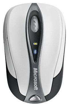 Мышь Microsoft Bluetooth Notebook Mouse 5000 White-Black Bluetooth