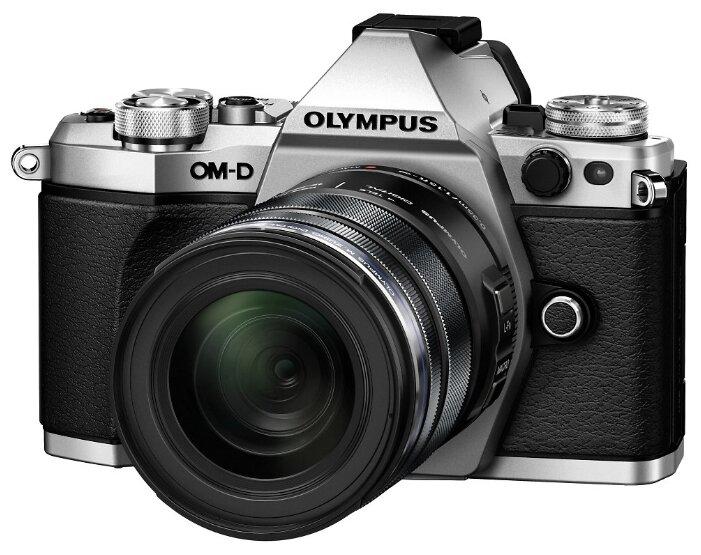 Olympus Фотоаппарат со сменной оптикой Olympus OM-D E-M5 Mark II Kit