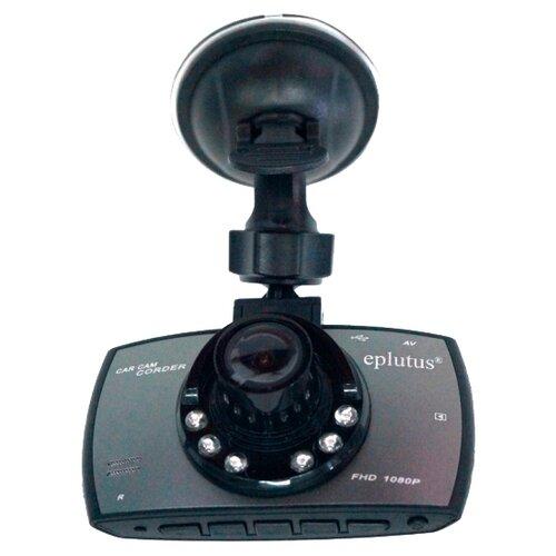 видеорегистратор eplutus dvr 919 антисептик спрей для рук в подарок Видеорегистратор Eplutus DVR-922, черный