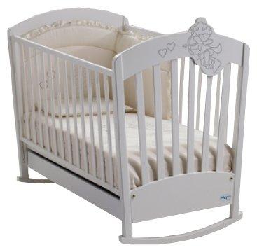 Кроватка Baby Italia Cupido Lux
