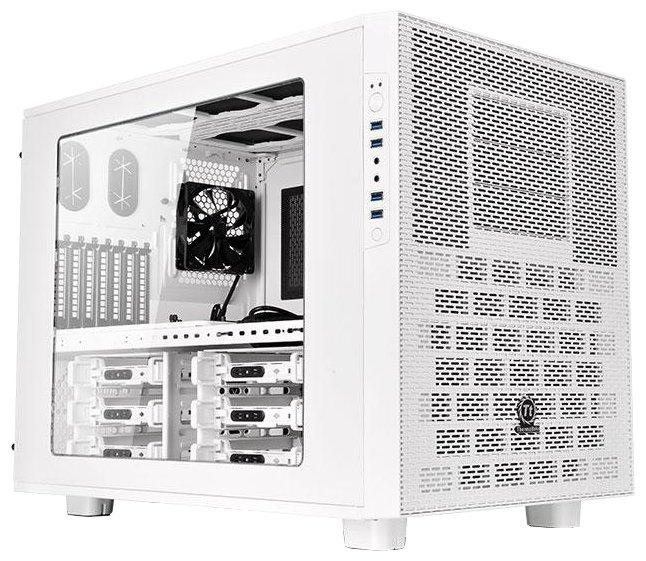 Thermaltake Компьютерный корпус Thermaltake Core X9 Snow Edition CA-1D8-00F6WN-00 White