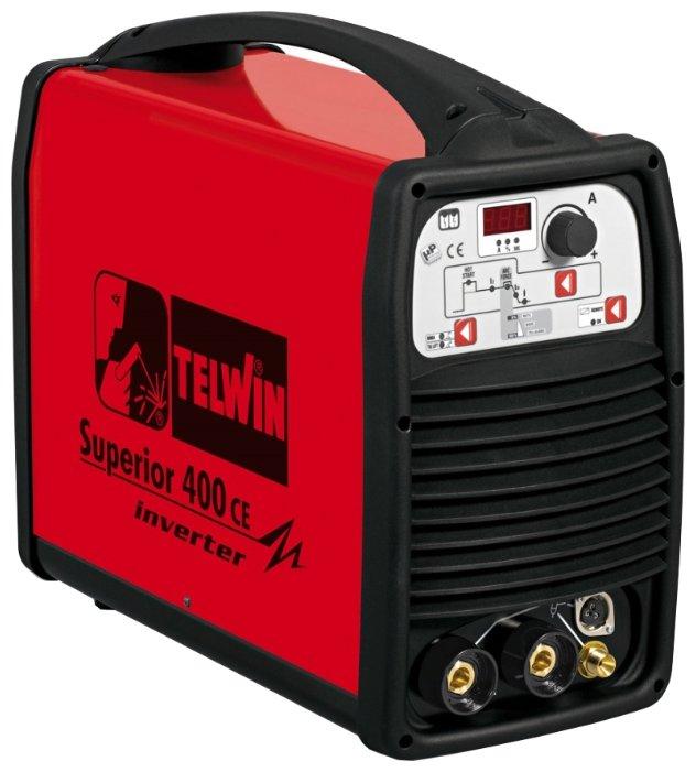 Сварочный аппарат Telwin Superior 400 CE 400V (TIG, MMA)