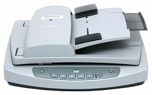 HP Сканер HP ScanJet 5590