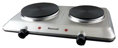 Сравнение с Maxwell MW-1906(ST) плитка электрическая