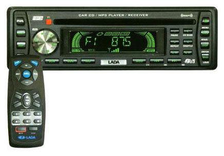 Автомагнитола LADA CD-4104MP