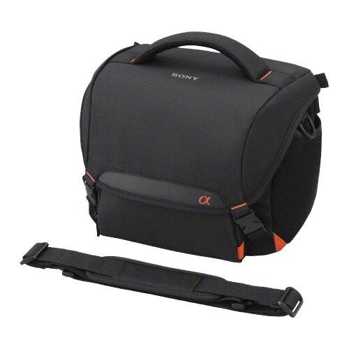 Сумка для фотокамеры Sony LCS-SC8 черный