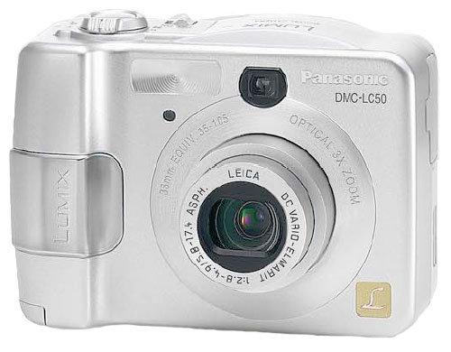Фотоаппарат Panasonic Lumix DMC-LC50
