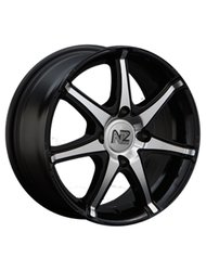 NZ Wheels SH580 5.5x13 4x98 ET 35 Dia 58.6 MB - фото 1