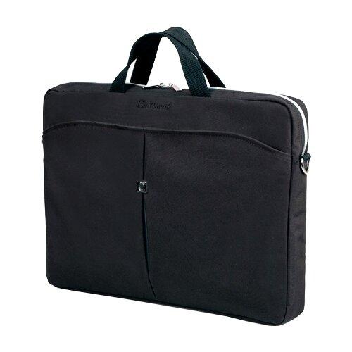 Сумка Continent CC-01 черный/серебристыйСумки и рюкзаки<br>