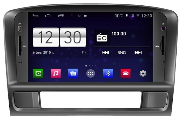 FarCar s160 Opel Astra J на Android (m072)