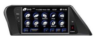FlyAudio FA080A01 Lexus RX350/270 2010